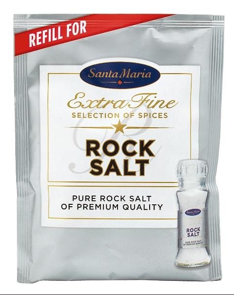Refill Rock Salt