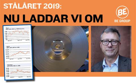 STÅLÅRET 2019: NU LADDAR VI OM