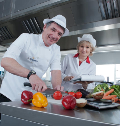 Nutritional research helps improve care home menus