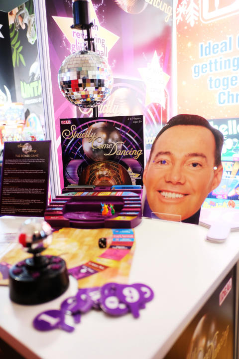 Dream Toys 2018 - Event Shots - Strictly Come Dancing