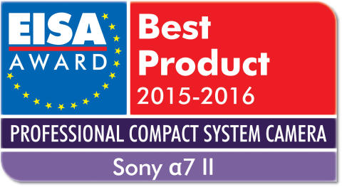 EISA 2015 Best Product Professional Compact System Camera