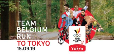 Neem deel aan de Run to Tokyo met de Belga Club!