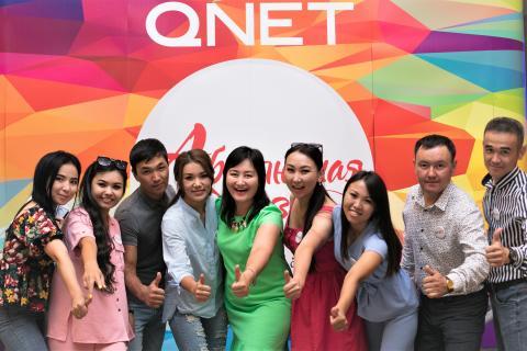 EXPO QNET 2019: В Казахстане проходит серия выставок продукции