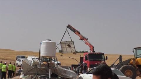 Det israelske militær konfiskerer igen dansk finansieret nødhjælp