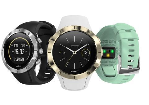 Suunto introducerar Spartan Trainer Wrist HR – en ny och lätt GPS-klocka