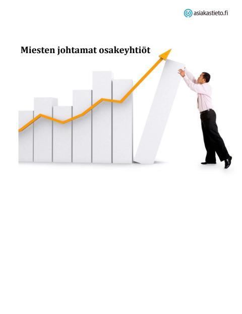 Suomen Asiakastieto Oy: Miesjohtajat