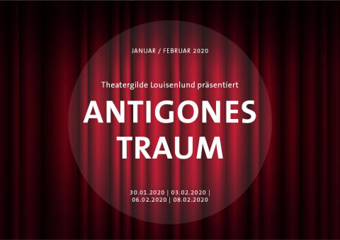 Theater in Louisenlund - Antigones Traum
