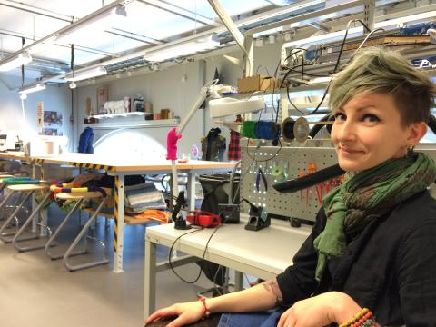 Sliperiet vid Umeå universitet utlyser konstnärligt stipendium