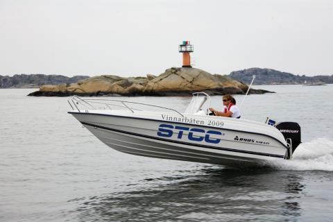Vinnare i bil får vinnarbåt