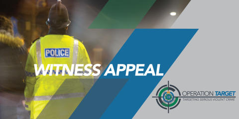 Detectives appeal for information following an injury firearms discharge in Anfield
