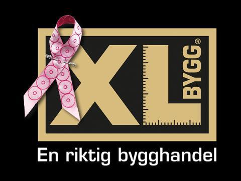 XL-BYGG samlade in 5.850.000 kronor till kampen mot cancer!