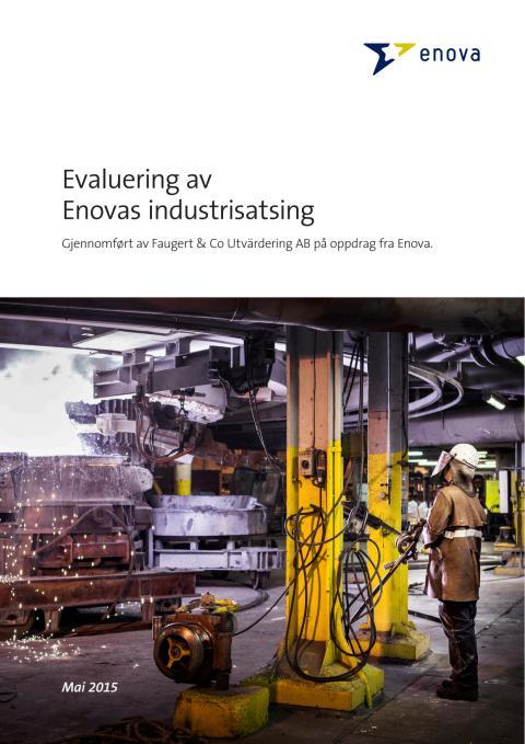 Evaluering av Enovas industrisatsing