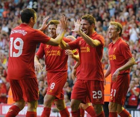 Jalkapallomatkat Liverpool