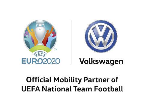 Volkswagen rullar in i fotbolls-EM 2020 som ny mobilitetspartner till UEFA.