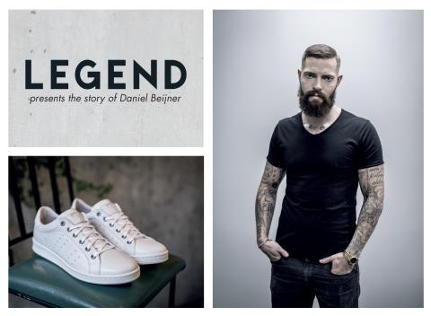 Skovarumärket LEGEND presenterar kampanjen #ImaLEGEND, signerad Scorett