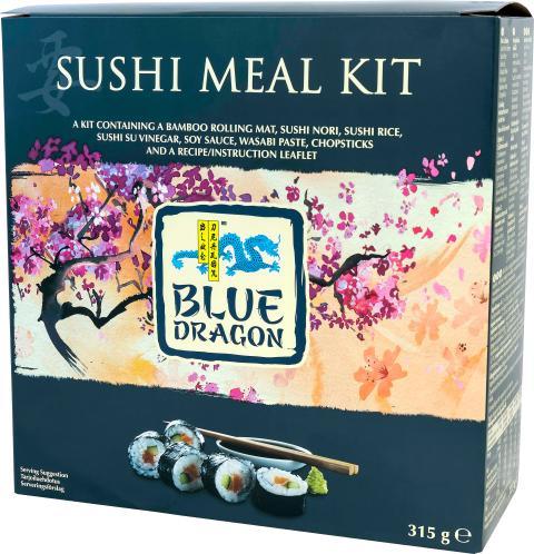 Blue Dragon Sushi Meal Kit