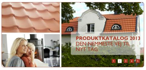 Moniers nye produktkatalog for 2013