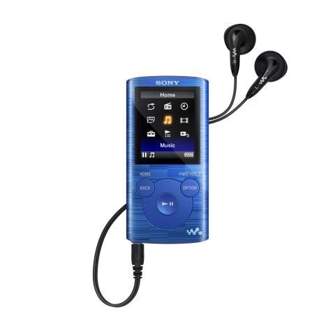 NWZ-E383 von Sony_blau_01
