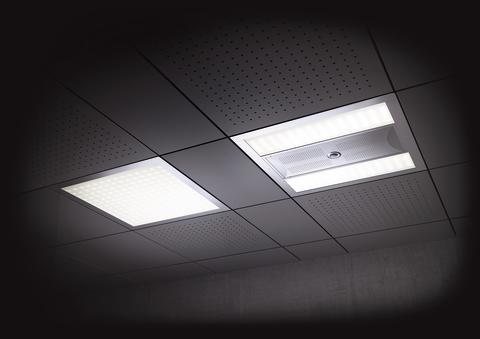 Universell belysningskvalitet med DALI – LED-serierna CLARA och ALICE
