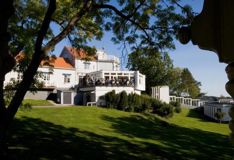 Storsatsning på Villa Lovik som mötesplats