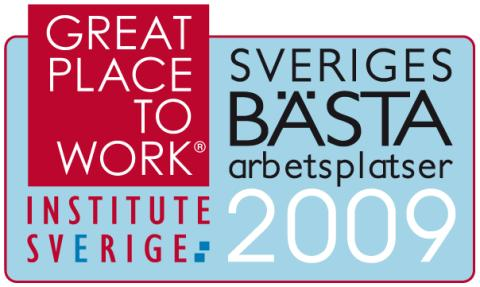 Logotype, Great place to work
