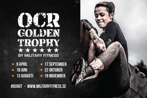 OCR Golden Trophy