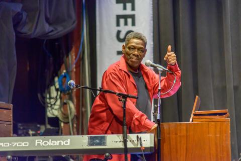 Lucky Peterson, Oslo Jazzfestival 2019