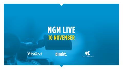 Se Orginalbagarn på NGM Live 10 november klockan 11:40