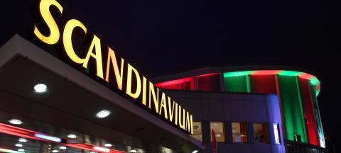 Frölunda med på ett hörn när Sweden Hockey Games flyttar till Göteborg