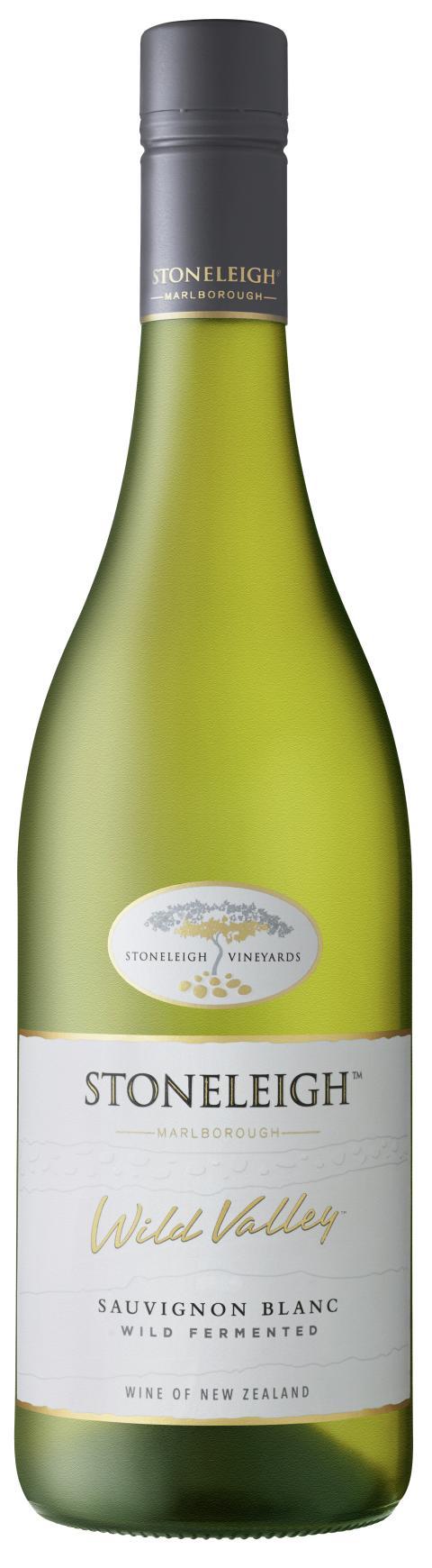Nyhet från 1a mars! Stoneleigh Wild Valley Sauvignon Blanc