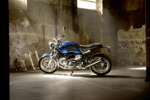 BMW R nineT /5, 2