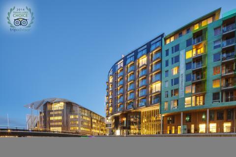 THE THIEF kåret til Norges beste hotell