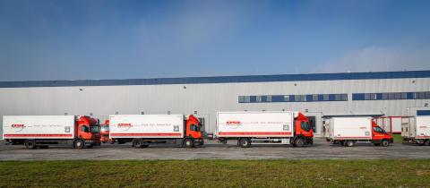 BdS-Logistiktag bei Meyer QSL in Dornstadt