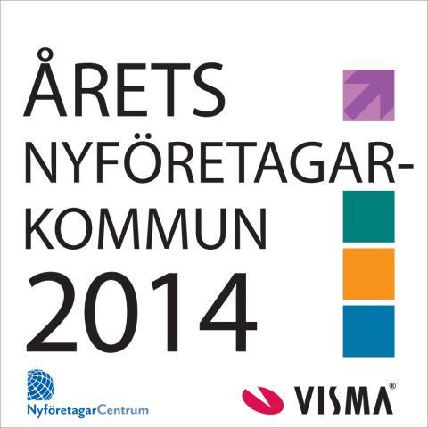 Årets nyföretagarkommun 2014
