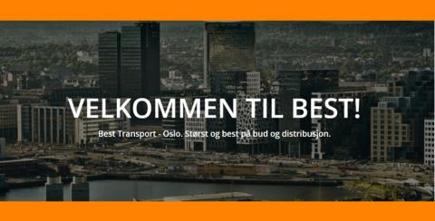 Best Transport är nu Best i Norge!