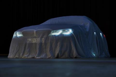 Den nye BMW 3-serie Sedan får verdenspremiere på Paris Motor Show