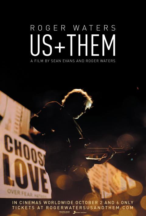 ROGER WATERS US + THEM / EN FILM AF SEAN EVANS OG ROGER WATERS