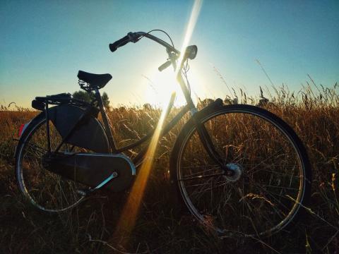 Verlosung: Gewinne ein original Hollandrad! (Aktion vorbei)