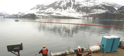 Oil work to continue off Alaska, sans drilling