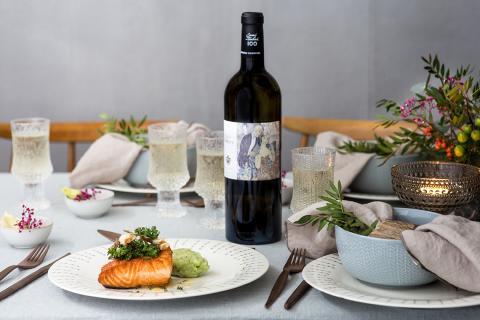 Wine Gallery Suomi Finland 100
