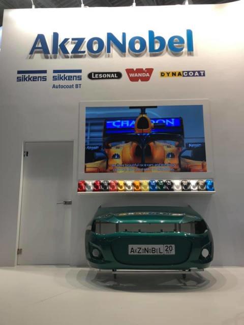 AkzoNobel Интеравто-2019