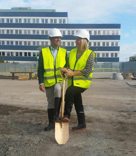Forsen sköter projektledningen för nya Grow Hotel i Solna