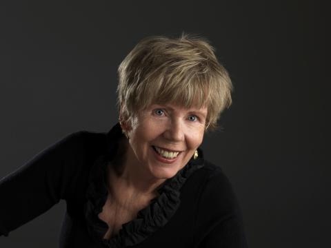 Karin Fossum tidenes beste norske krimforfatter