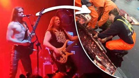 Keine Bühne für Walmörder - Absagen nach Boykott-Aufrufen gegenüber der Färöer-Band TYR