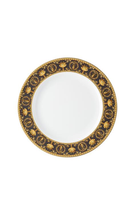 RmV_I love Baroque_Nero_Plate 27 cm