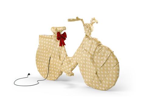 Därför är elcykeln årets julklapp 2017