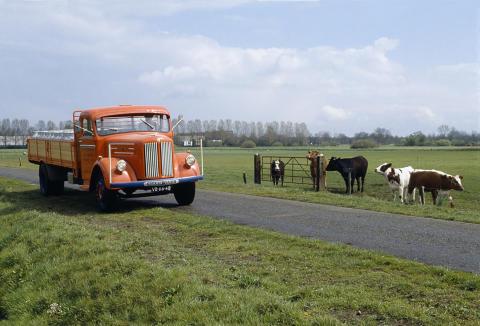 Scania har en lang historie