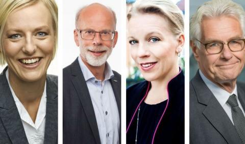 Berlin inspirerar 40 ledare från Stockholm-Mälarregionen