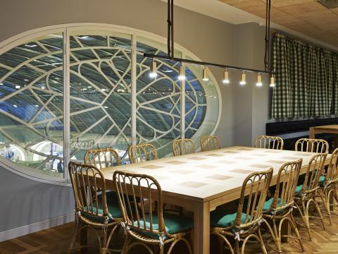 Svenskt Tenn Designs Interiors for NK's New Restaurants