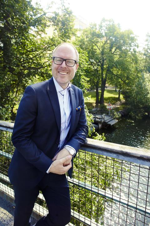 Christian Hjort, HR- och rekryteringschef